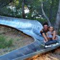 Calafell rodelbaan: deze slee is niet geschikt voor watjes