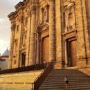 Val stil in Kathedraal Tortosa