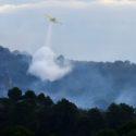 Over LEVEN in Spanje blog #13 Help het bosbrand