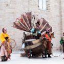Met twee voeten in de middeleeuwen op Festa del Renaixement