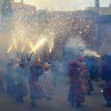 Kindercorrefoc Montblanc: pas op voor de vuurduiveltjes
