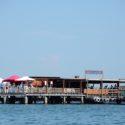 Musclarium, oesterrestaurant in de zee